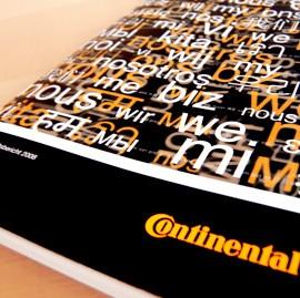 continental geschäftsbericht 2008