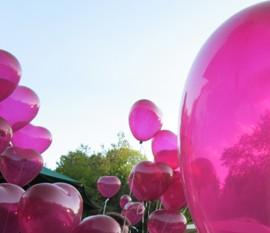 ausnahmsweise mal in rosa …