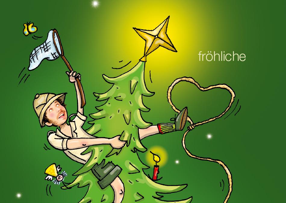 frohe weihnachten gehabt zu haben und einen guten jahresübergang