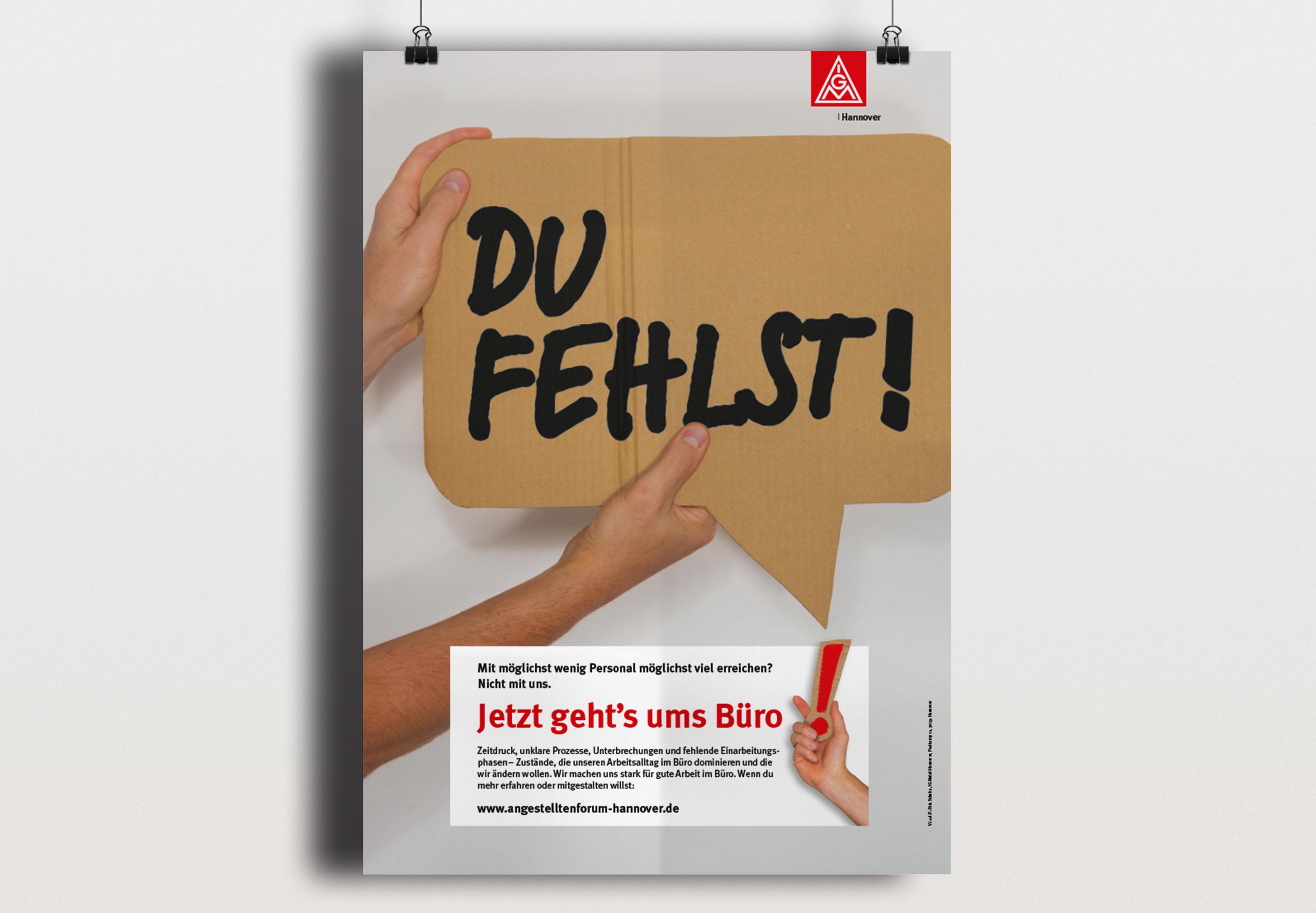 Poster Selber Machen: Brunsmiteisenberg Werbeagentur
